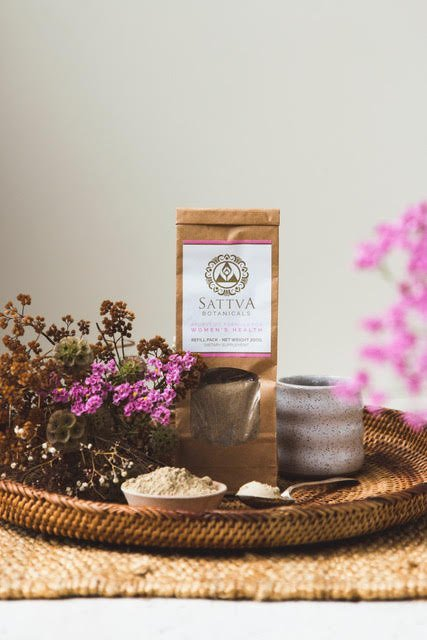 Sattva Botanicals Women's Health formula, Zealand_Revology concept Store Workshop_2
