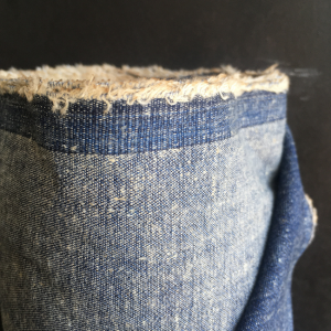 Fabric | 100% Organic Cotton Stretched Twill Denim