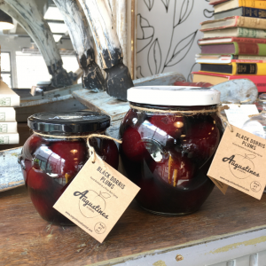 Augustines of Central Preserved Plums in Pinot Noir_ Syrup_Revology Concept Store