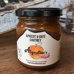 Augustines of Central Apricot Date Chutney_Revology Concept Store