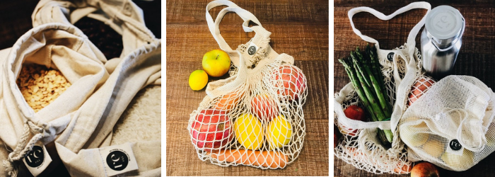 Plastic free at home